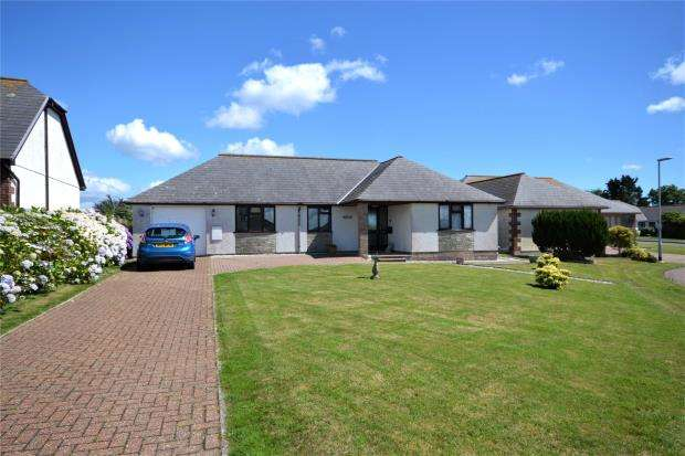 3 Bedrooms Detached Bungalow for sale in Baydown, Looe, Cornwall