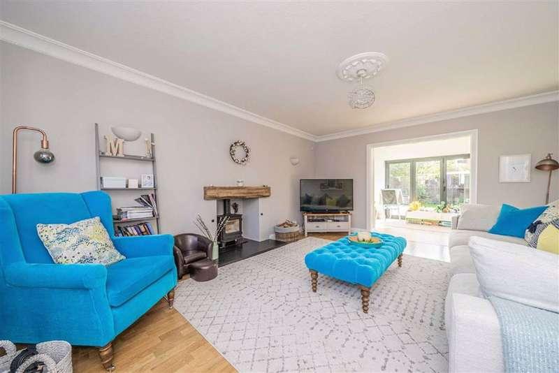 4 Bedrooms Detached House for sale in Boroughbridge Road, Knaresborough, North Yorkshire