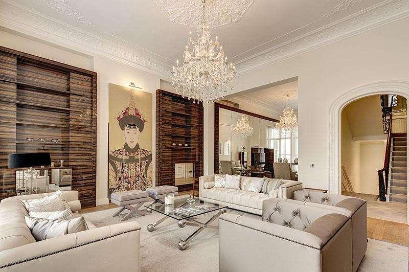 7 Bedrooms House for rent in Princes Gate, Kensington, London