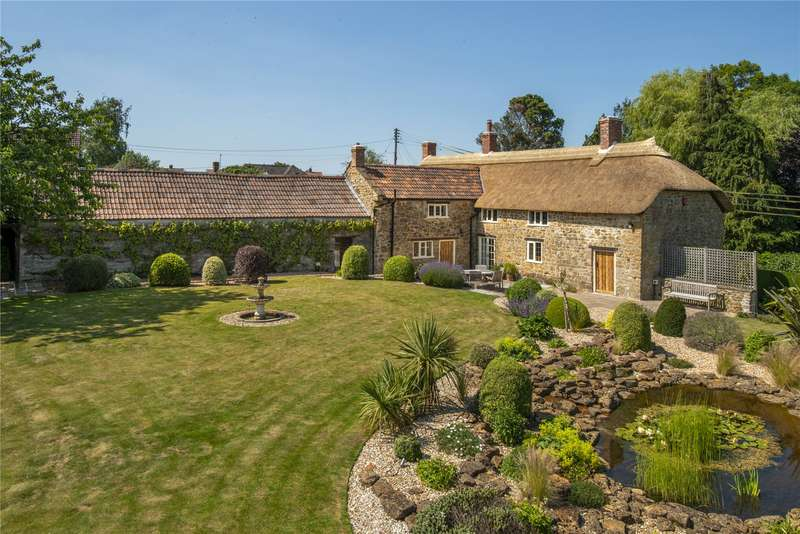 5 Bedrooms Detached House for sale in Frost Lane, Ilton, Ilminster, Somerset, TA19