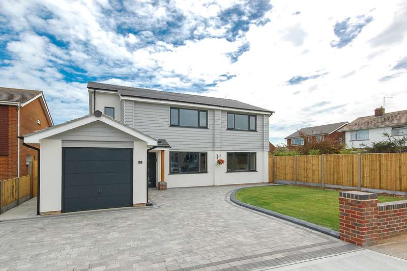 5 Bedrooms Detached House for sale in Thurlow Avenue, Herne Bay