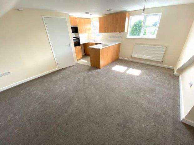 2 Bedrooms Apartment Flat for sale in Merryoak Road, Southampton, Hampshire