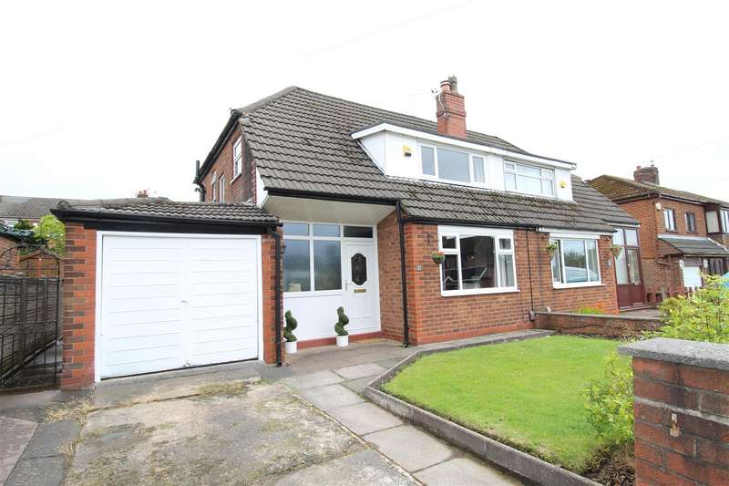 3 Bedrooms Semi Detached House for sale in Rowanhill, Whelley, Wigan.