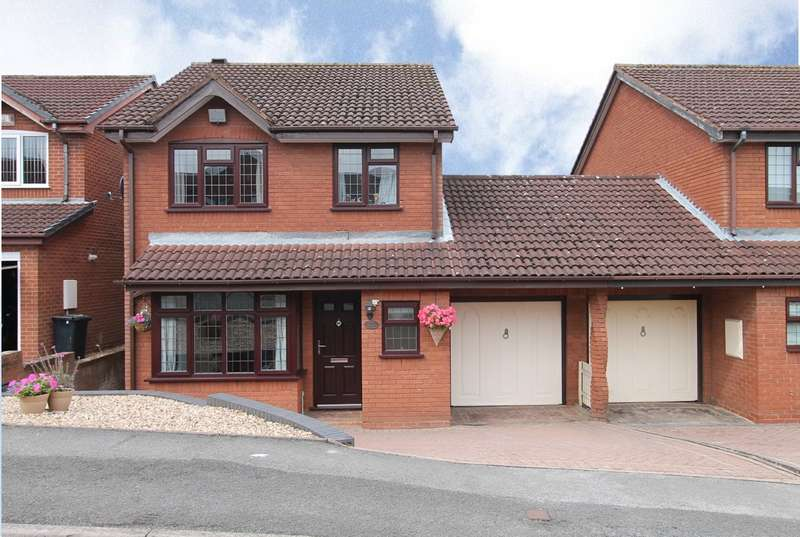 3 Bedrooms Detached House for sale in Old Hall Close, Amblecote, Stourbridge, DY8