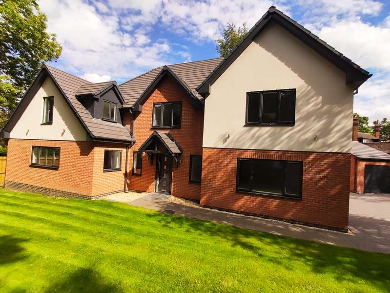 5 Bedrooms Detached House for sale in High Oakham Road, Mansfield, Nottinghamshire, NG18