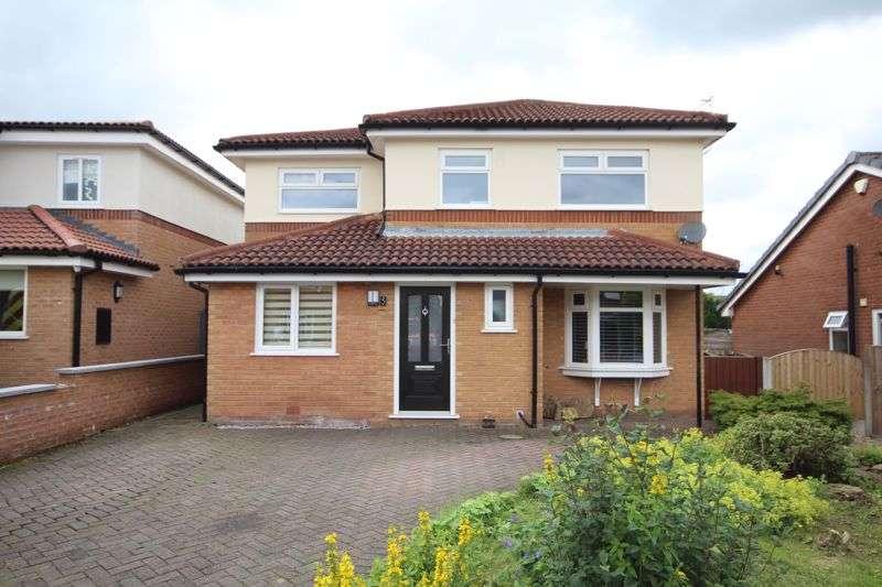 4 Bedrooms Property for sale in REDFERN WAY, Norden, Rochdale OL11 5NZ