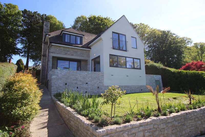 4 Bedrooms Detached House for sale in QUEENS ROAD, SWANAGE