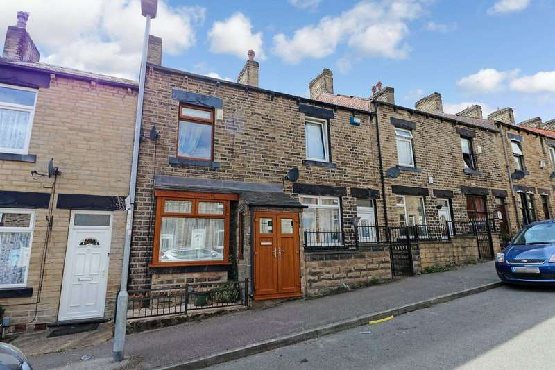 3 Bedrooms Terraced House for sale in Queens Avenue, Barnsley, South Yorkshire, S75
