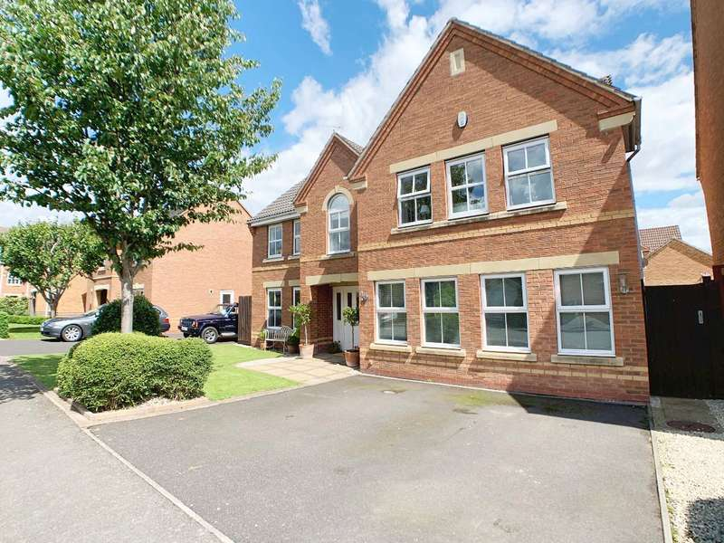 7 Bedrooms Detached House for sale in Lynnon Field, Chase Meadow, Warwick