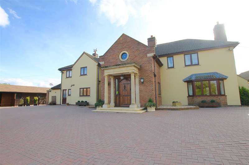 5 Bedrooms Property for sale in Gunby, Grantham