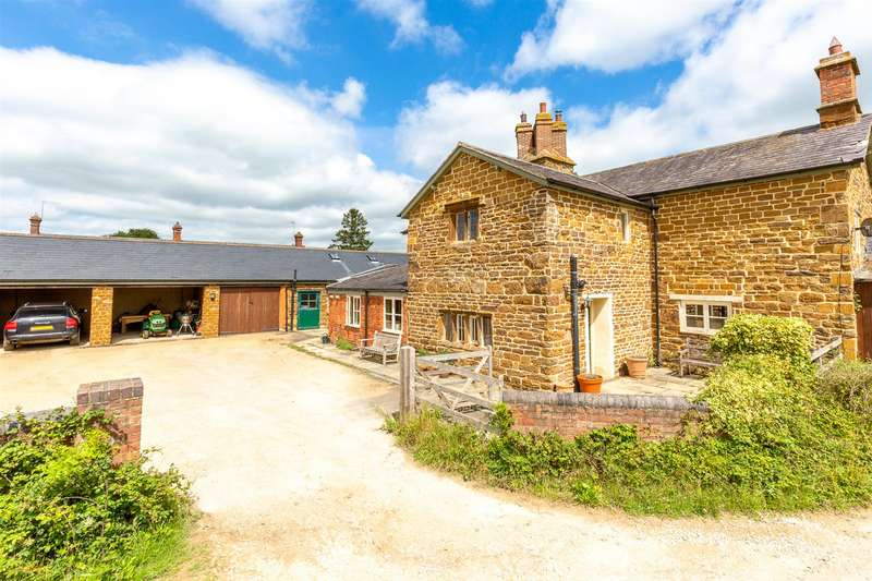 6 Bedrooms Property for sale in Chapel Green, Napton, Southam, Warwickshire