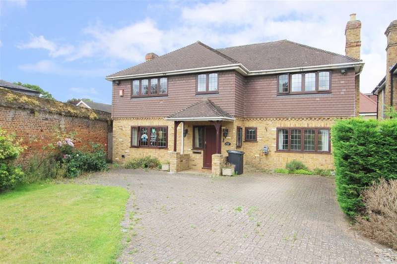 5 Bedrooms Detached House for sale in Beaudesert Mews, West Drayton