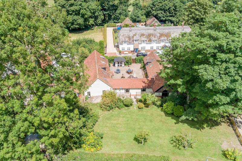 4 Bedrooms Detached House for sale in Bloxworth Wareham