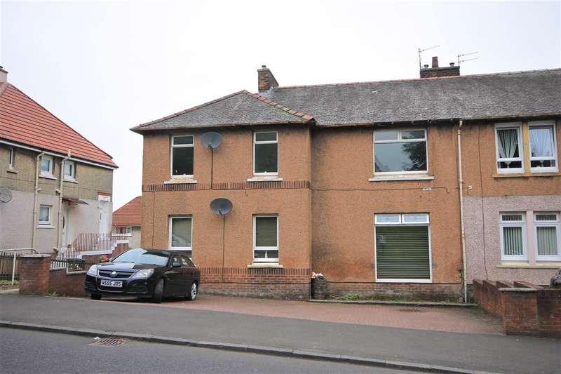3 Bedrooms Flat for sale in School Street, Coatbridge