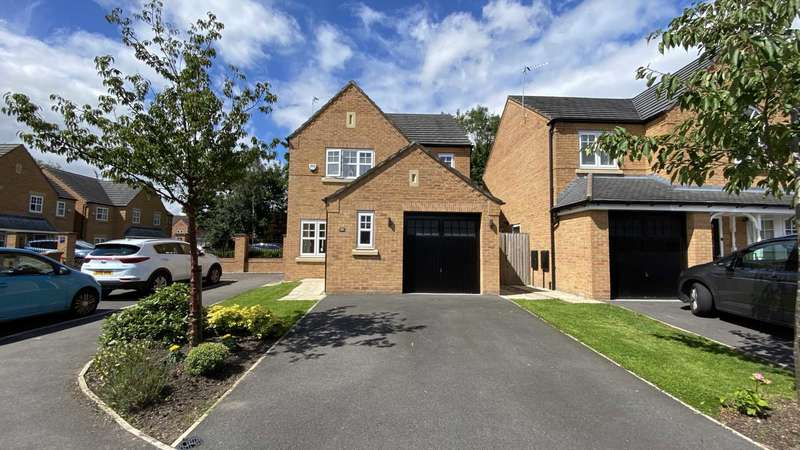 3 Bedrooms Detached House for sale in Crow House Farm Drive, Newton Le Willows