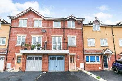 4 Bedrooms Terraced House for sale in FFordd Idwal, Prestatyn, Denbighshire, ., LL19