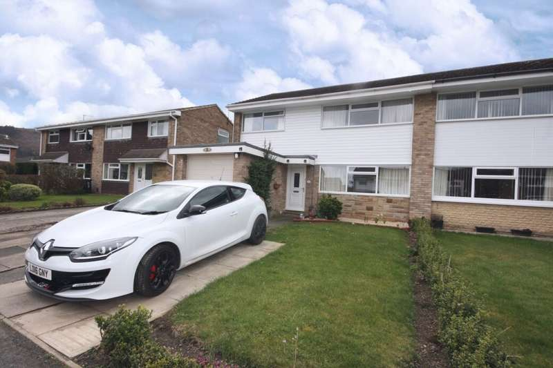 4 Bedrooms Semi Detached House for sale in Atherstone Drive, Guisborough, TS14