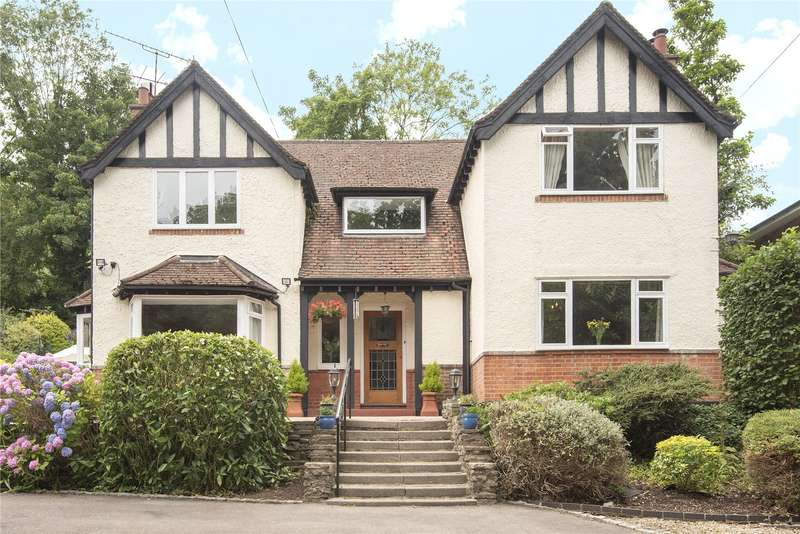 4 Bedrooms Detached House for sale in Woodlands Close, Gerrards Cross, Buckinghamshire, SL9