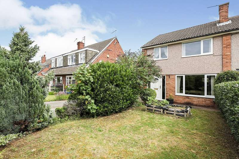 3 Bedrooms Semi Detached House for sale in Portland Close, North Anston, Sheffield, South Yorkshire, S25