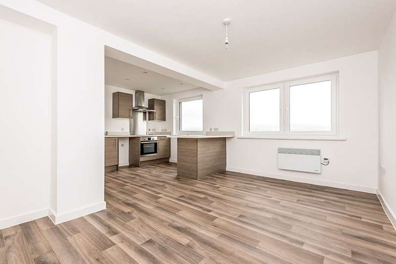 1 Bedroom Flat for rent in Parkwood Rise, Keighley, BD21
