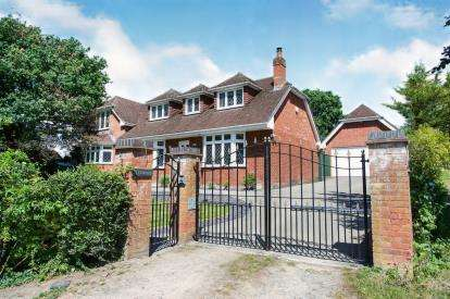 5 Bedrooms Detached House for sale in West End, Southampton, Hampshire