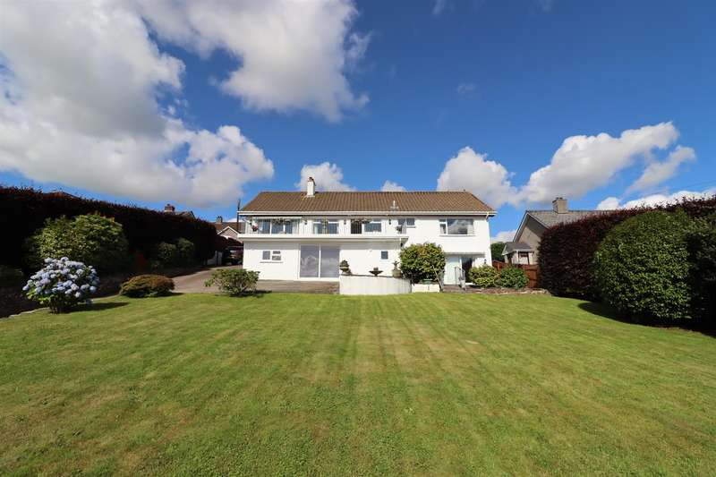 4 Bedrooms Detached House for sale in Wagg Lane, Probus