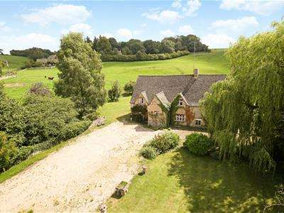 5 Bedrooms Cottage House for sale in Middle Duntisbourne, Cirencester