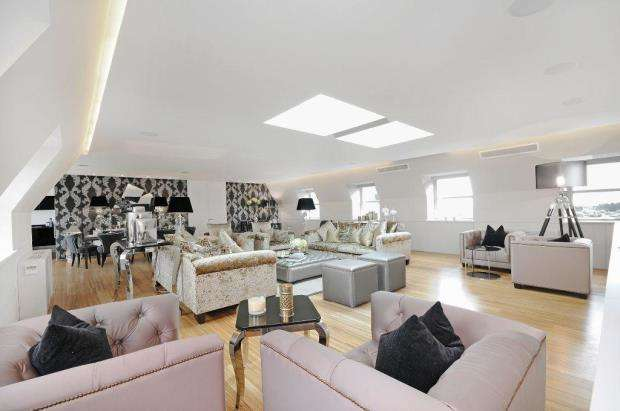 3 Bedrooms Duplex Flat for rent in Boydell Court, St. Johns Wood Park, London, NW8
