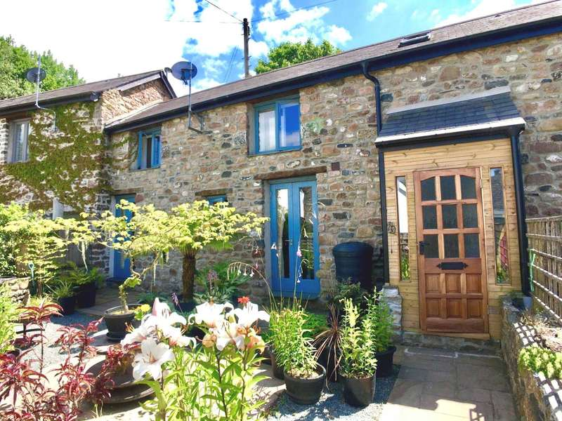 2 Bedrooms Barn Conversion Character Property for sale in South Brent