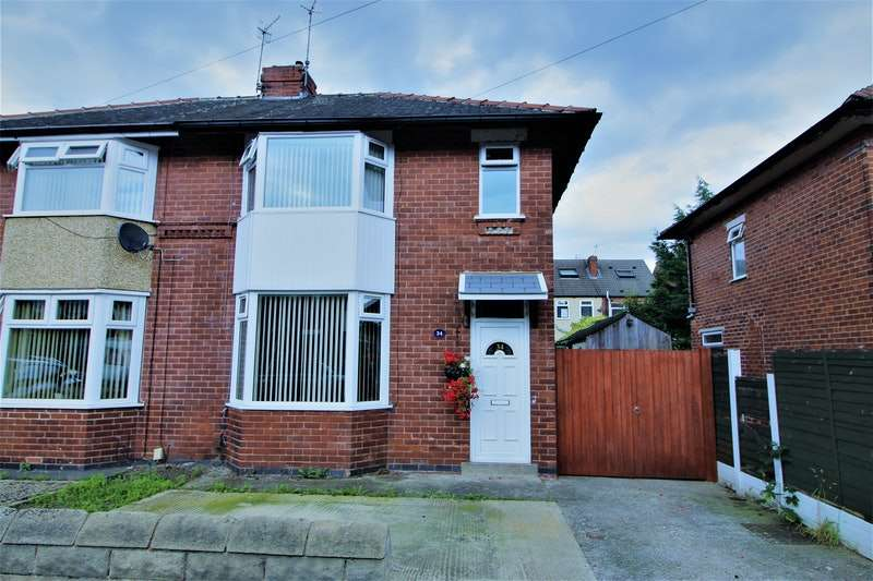 3 Bedrooms Semi Detached House for sale in Shenstone Road, Hillsborough, Sheffield, South Yorkshire, S6