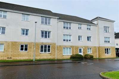 2 Bedrooms Flat for rent in West Wellhall Wynd, Hamilton