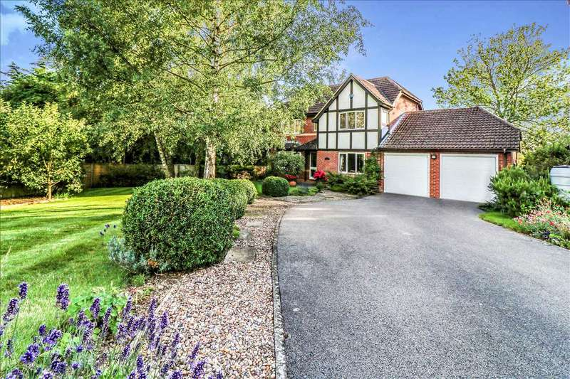 4 Bedrooms Detached House for sale in Wold View, Nettleham, Nettleham, Lincoln