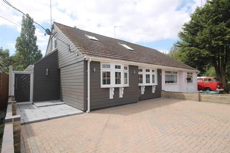 4 Bedrooms Bungalow for sale in Colchester Road, Weeley