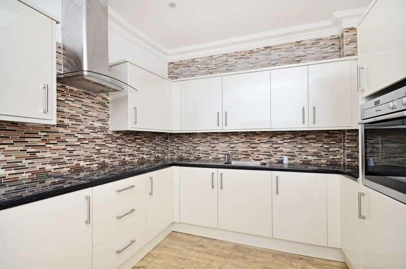 2 Bedrooms Flat for sale in 17-19 Flat G Mare Street, London Field, Hackney, E8