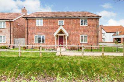 4 Bedrooms Detached House for sale in Darsham, Saxmundham, Suffolk