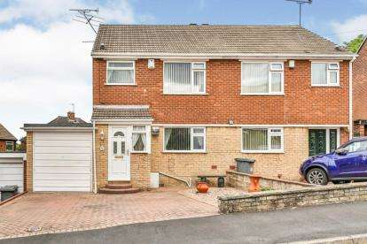 3 Bedrooms Semi Detached House for sale in Townfields Avenue, Ecclesfield, Sheffield, South Yorkshire