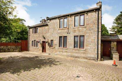 3 Bedrooms Detached House for sale in School Lane, Laneshawbridge, Colne, BB8