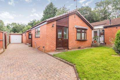 3 Bedrooms Bungalow for sale in Allendale, Runcorn, Cheshire, WA7