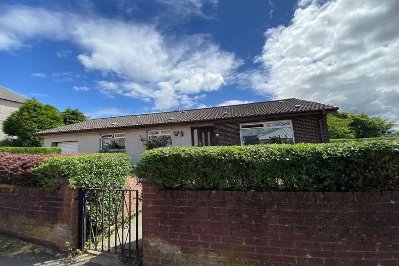3 Bedrooms Detached Bungalow for sale in Lansdowne Crescent, Shotts, ML7