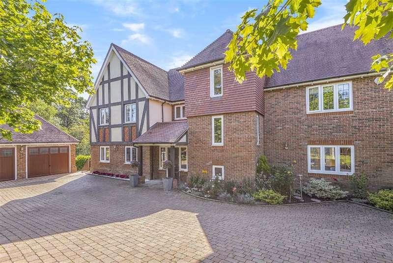 7 Bedrooms Detached House for sale in The Warren, Radlett, Hertfordshire