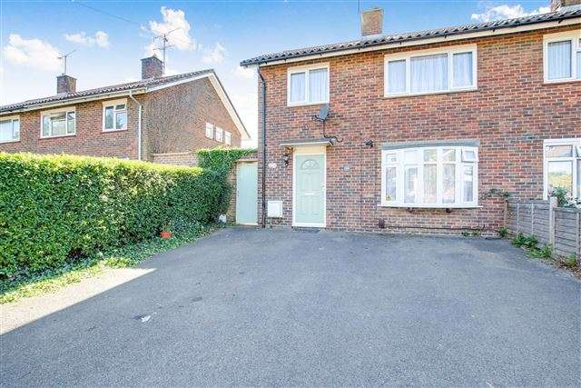 3 Bedrooms Semi Detached House for sale in The Birches, Three Bridges, Crawley
