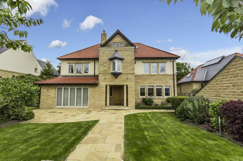 6 Bedrooms Detached House for sale in Delamere Gardens, Fixby Road, Fixby