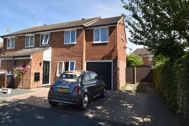 4 Bedrooms Semi Detached House for sale in Lords Wood, Welwyn Garden City, AL7