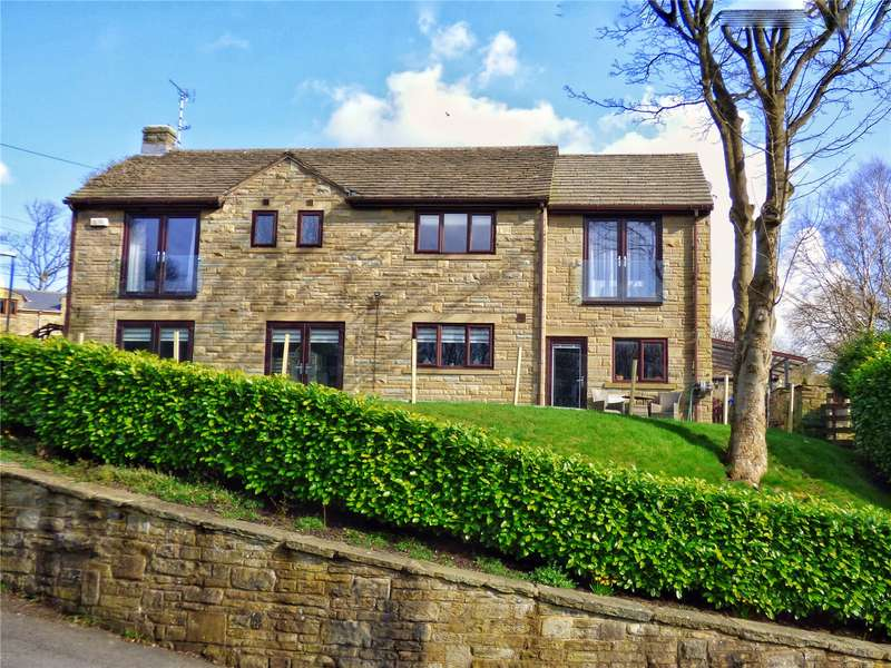 4 Bedrooms Detached House for sale in Dobbin Lane, Rawtenstall, Rossendale, BB4