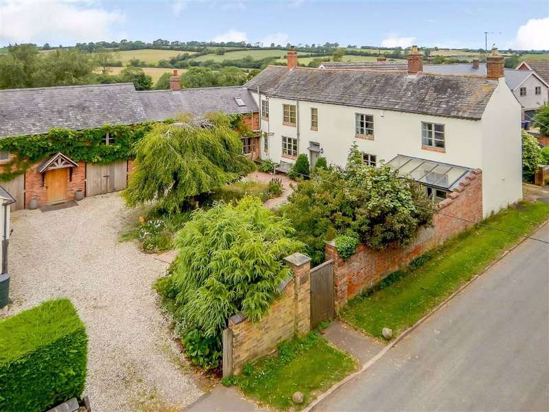 4 Bedrooms Detached House for sale in Main Street, Mowsley, Lutterworth