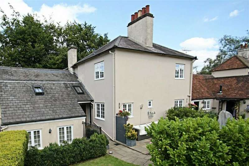 3 Bedrooms Property for sale in The Cottage, Berkhamsted, Hertfordshire