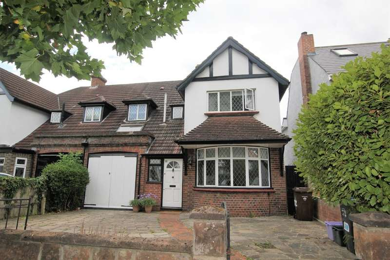 4 Bedrooms Semi Detached House for sale in Mitcham Park, Mitcham