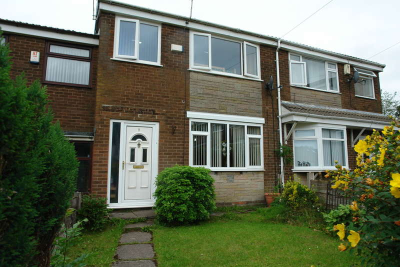 3 Bedrooms Town House for sale in Faulkenhurst Mews, Chadderton, Oldham
