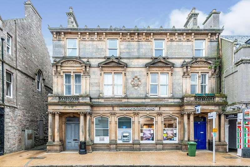 2 Bedrooms Flat for sale in High Street, Nairn, IV12