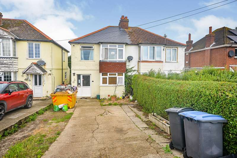 3 Bedrooms Semi Detached House for sale in Claremont Terrace, Sandwich Road, Woodnesborough, Sandwich, CT13